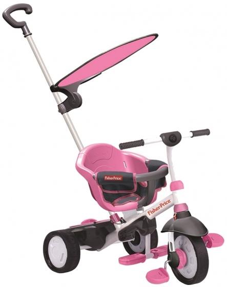 Smartrike - Charm Plus Meisjes Roze
