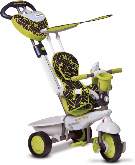 Smartrike - Dream 4-in-1 Junior Geel