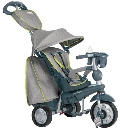 Smartrike - Explorer Junior Grijs