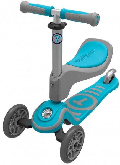 smarTrike Scooter T1 Junior Blauw