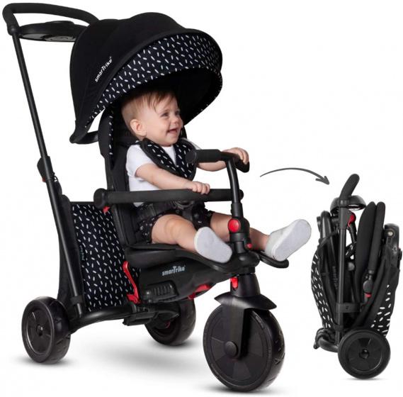 smarTrike smarTfold 600S Junior Zwart