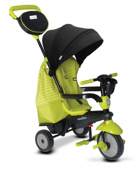 Smartrike - Swing Dlx 4-in-1 Driewieler Junior Groen