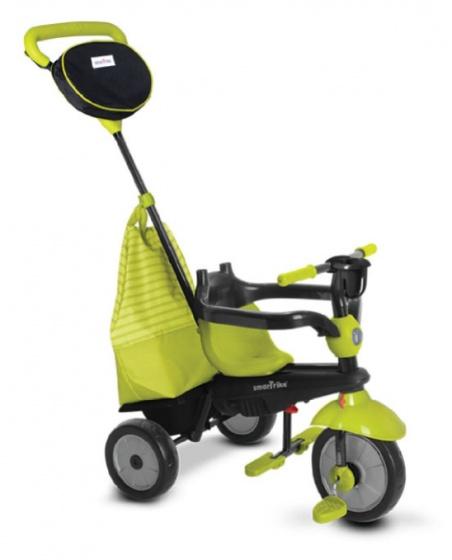 smarTrike Swing DLX 4 in 1 driewieler Junior Groen
