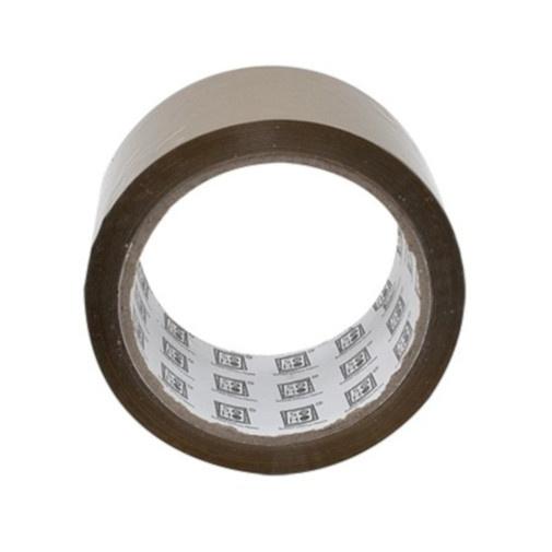 Soho tape 50 mm bruin 60 meter