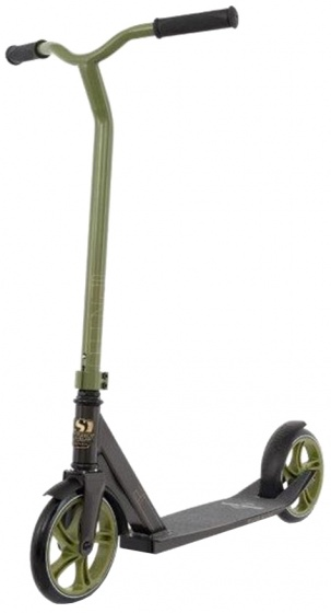 Solitary Urban 200 step Junior Voetrem Groen