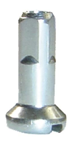 cnSPOKE Spaaknippels 14G 16 mm Aluminium 300 Stuks