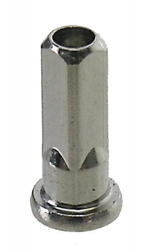 cnSPOKE Spaaknippels 14G 12 mm Messing 460 Stuks