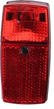 Spanninga achterlichtkapje SP 15 rood