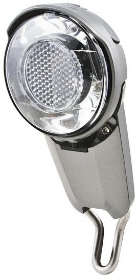 Spanninga koplamp Corona Xdas halogeen zilver
