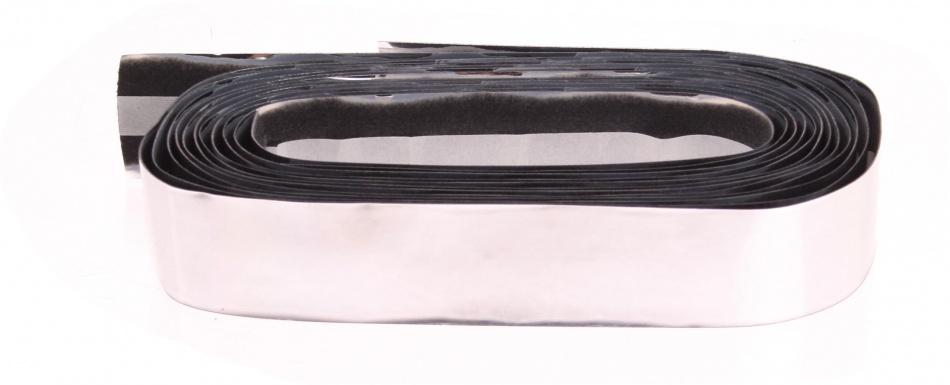 Spirale Stuurlint polyamide 180 mm zilver per 2 stuks