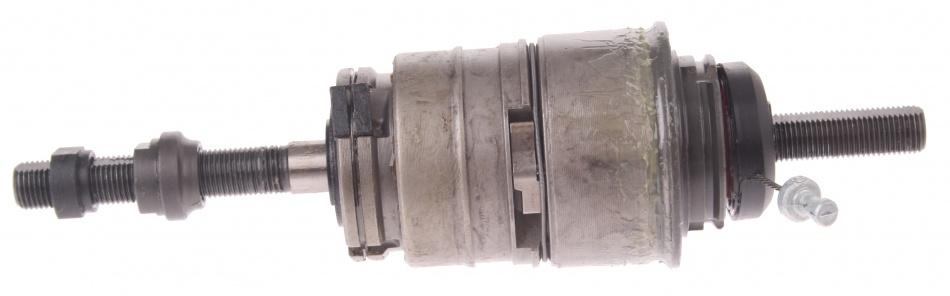 Sram Imotion 3 binnenwerk rollerbrake 180 mm zilver