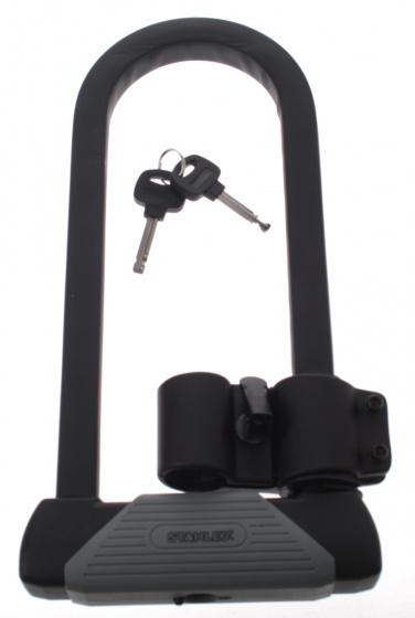 Stahlex U Slot Superlock 330 x 18 mm zwart