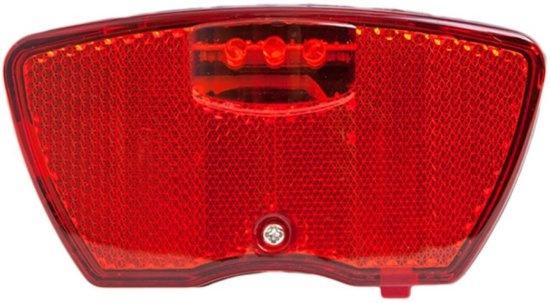 Starry Achterlicht batterij halogeen rood