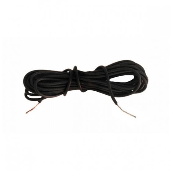 Starry Dynamo Kabel Achterlicht 2000 mm Zwart