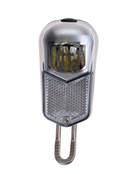 Starry Koplamp LED Zwart Batterij