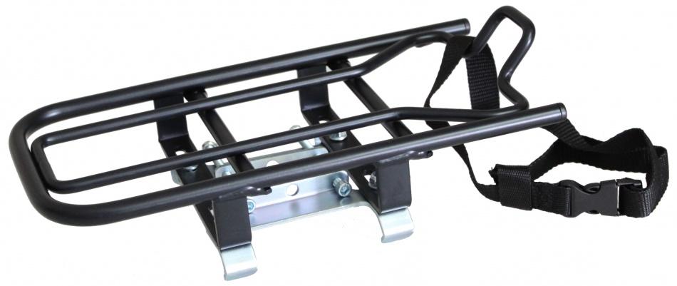 Steco Opzetdrager universeel E Bike mat zwart