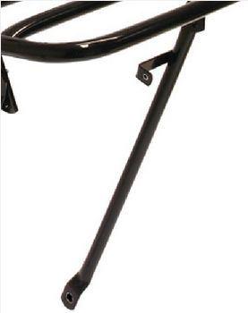 Steco Transport voordrager stang met lamphaak 28 inch zwart