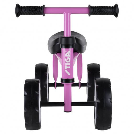 Stiga loopfiets Mini Rider Go 8 Inch Junior Roze