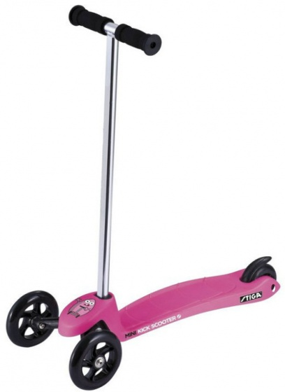 Stiga Mini Kick Meisjes Voetrem Roze
