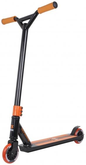 Stiga Step TX Advance Junior Voetrem Zwart/Oranje