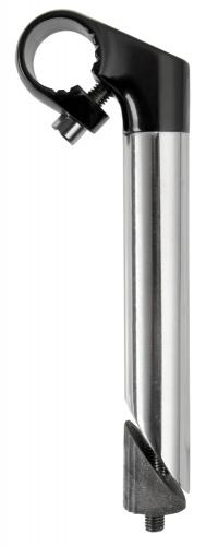 M Wave Stuurpen Vast 25,4 / 170 / 25,4 mm Zwart