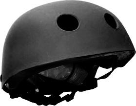Summit Pursuit Cycling Urban Helmet junior zwart 48 54 cm
