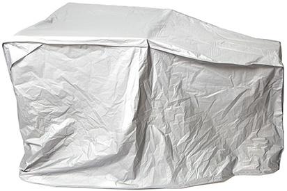 Summit Pursuit Water Resistant Bike Cover grijs 192 x 80 x 105 cm