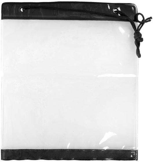 Summit waterdichte kaarthoes transparant 30 x 25 cm