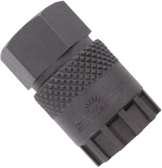 SunRace cassette afnemer Tlcs1 40 mm grijs