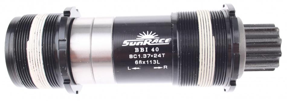 Sunrace Trapas BBI40 Isis 113 / 35 mm