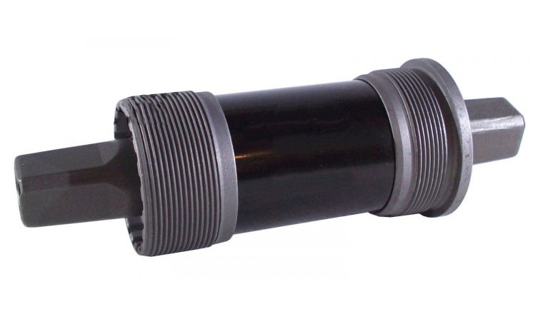 SunRace trapas spieloos BSA 131 mm zilver/zwart
