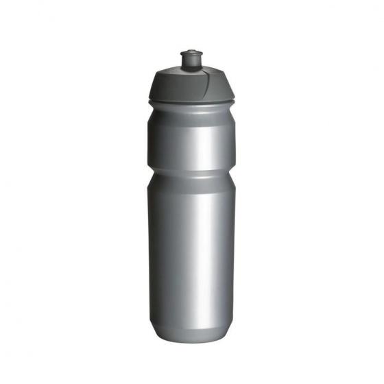 Tacx bidon 750 ml zilvergrijs