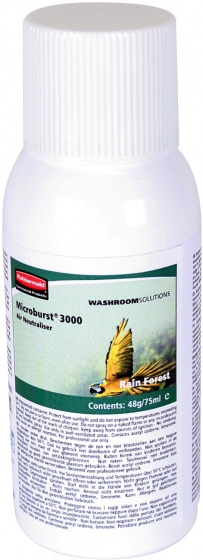 TC Global navulling luchtverfrisser MB 3000: Rain Forest 75 ml