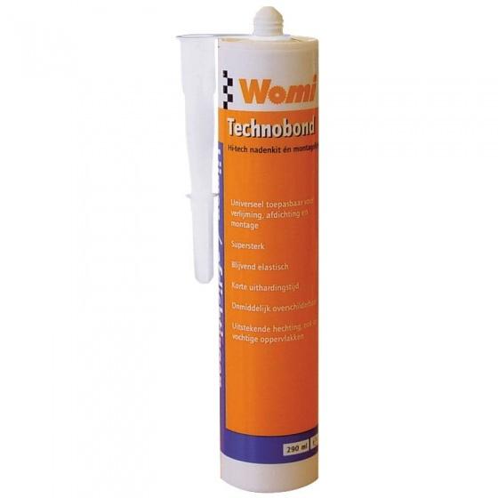 Womi Technobond elastische montagelijm 290 ml wit