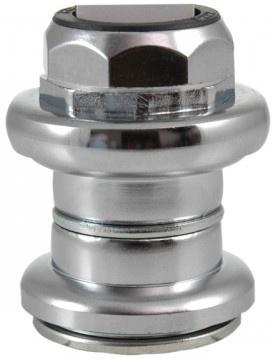 Tecora balhoofdstel met draad 1 1/8 inch zilver