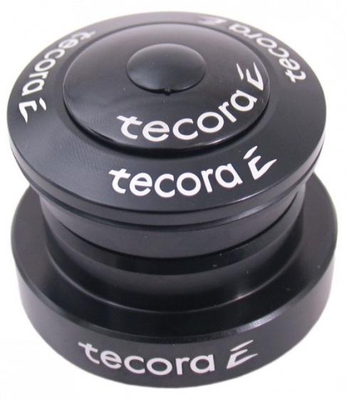 Tecora balhoofdstel elektrische fiets 1 1/8 1 1/2 inch zwart