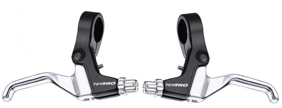 Tektro remgrepenset cantilever/velg BMX aluminium zilver/zwart