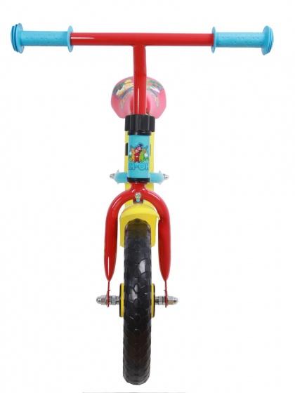 Teletubbies loopfiets 12 Inch Junior Multicolor