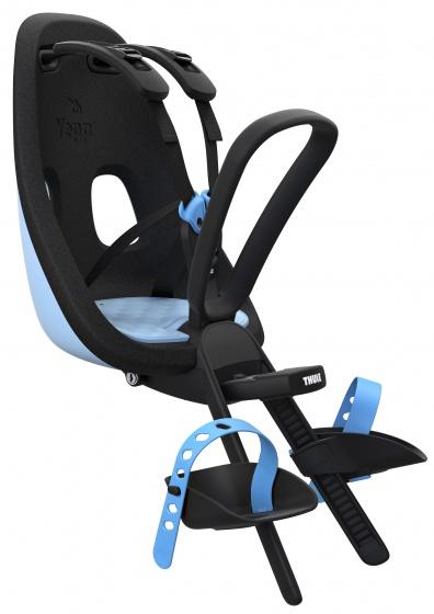 Yepp voorzitje Nexxt Mini Aquamarine lichtblauw/zwart