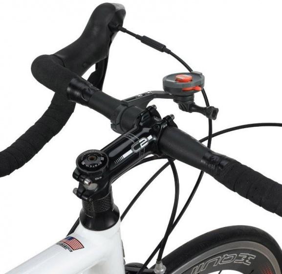 Thun telefoonhouder FitClic Neo Bike Forward zwart/oranje