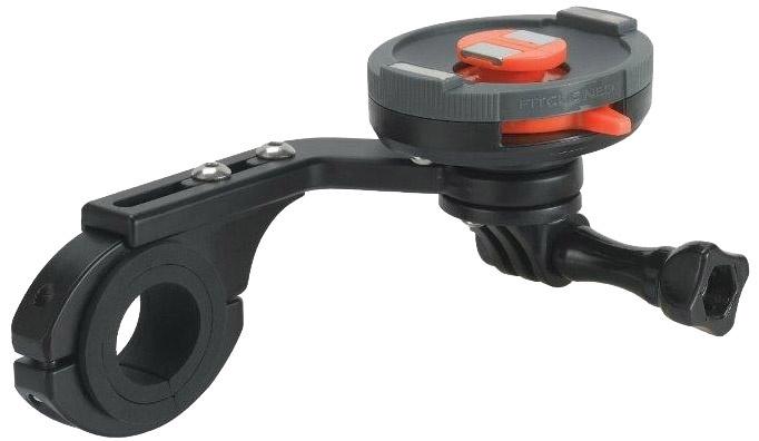 Korting Thun Telefoonhouder Fitclic Neo Bike Forward Zwart oranje