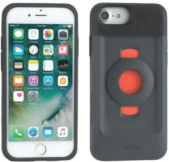 Tigra Sport telefoonhouder met hoes FitClic Neo Forward iPhone 6/6S/7/8