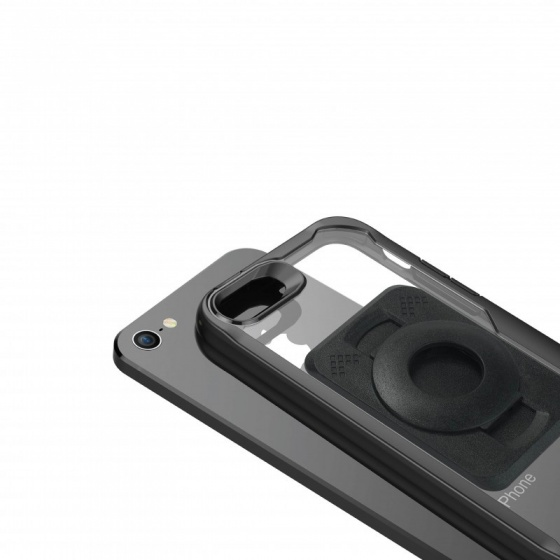 Tigra Sport telefoonhouder met hoes FitClic Neo Lite iPhone 5/5S/5E