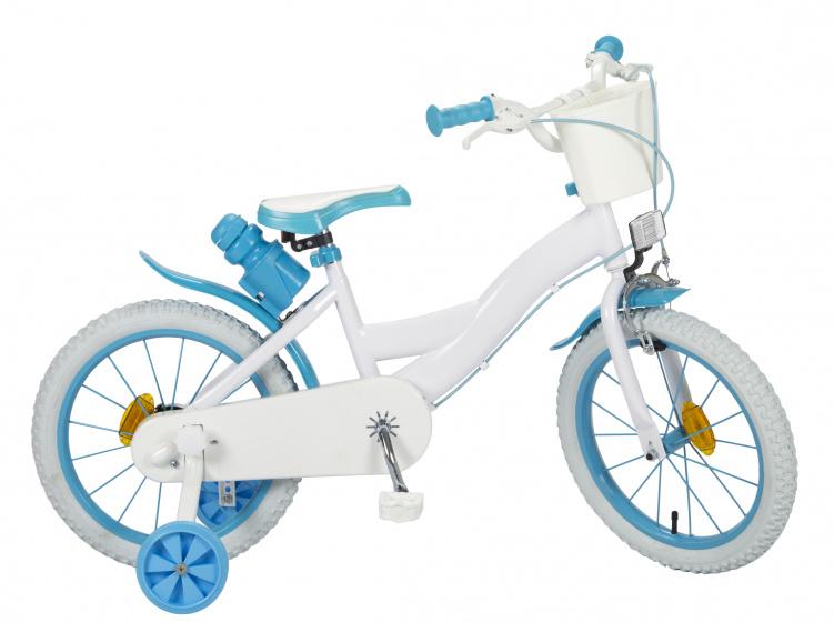 Toimsa DIY 16 Inch 25,4 cm Junior Knijprem Wit/Blauw