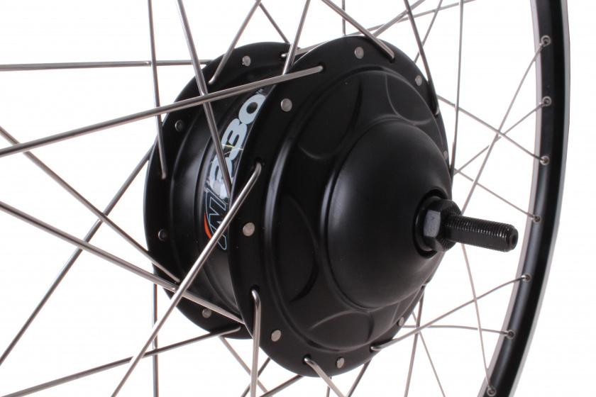 TOM achterwiel Stratos 28 inch Nuvinci N330 rollerbrake zwart