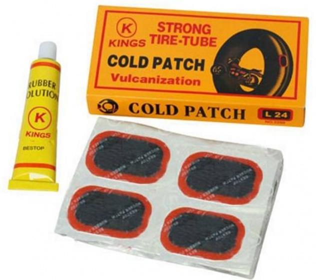 TOM bandenplakset Cold Patch 37 delig