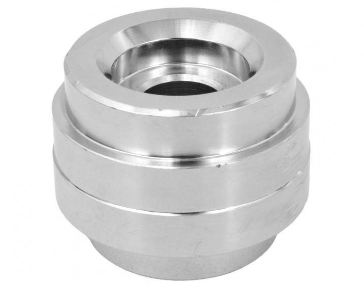 Cyclus Tools persbus voor 1 1/2'' staal zilver