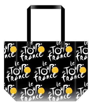 Tour De France Draagtas Zwart