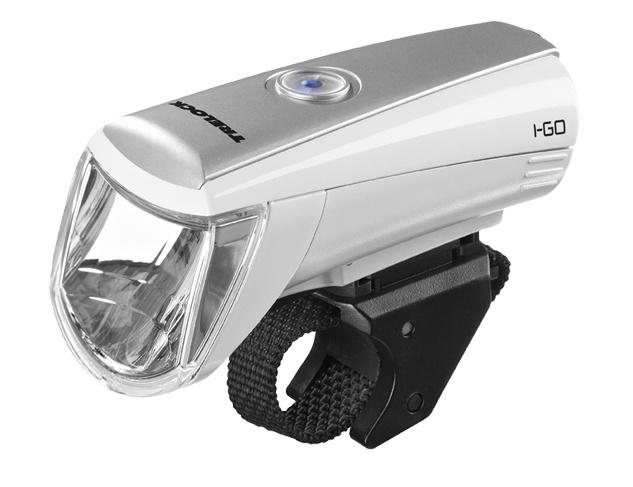 Trelock Koplamp LS 750 I Go ION 30 Met Houder ZL 700