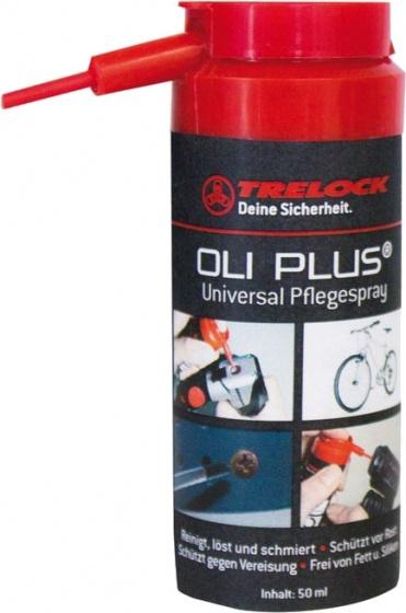 Trelock Onderhoudsspray (slotspray) Oli plus 8004399